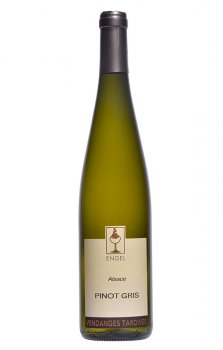 Pinot Gris Vendanges Tardives 2008
